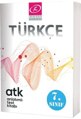 8.Sınıf Türkçe Anlatımlı Test Kitabı