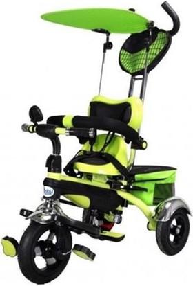 Babyhope Bh - 9510 Air Tricycle 3 Tekerlekli Bisiklet Yeşil