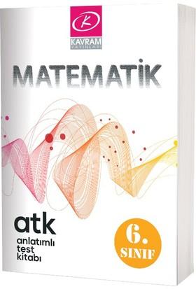 6. Sınıf Matematik Anlatımlı Test Kitabı