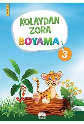Kolaydan Zora Boyama 3