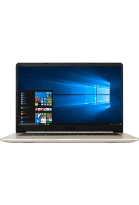"Asus S510UQ-BQ223T Intel Core i7 7500U 16GB 1TB GT940MX Windows 10 Home 15.6"" FHD Taşınabilir Bilgisayar"