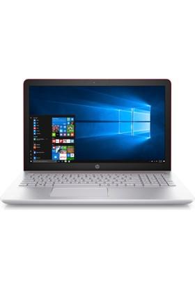 """HP Pavilion 15-CC007NT Intel Core i5 7200U 8GB 1TB + 8GB SSD GT940MX Windows 10 Home 15.6"""" FHD Taşınabilir Bilgisayar 2CL79EA - Kırmızı"""
