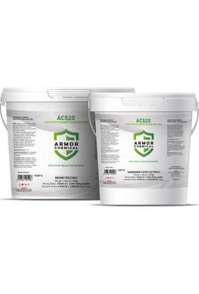 Armor Chemical AC520 Ultra Şefaff UV Epoksi Döküm Reçine 14 Kg