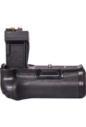 Haskan Canon 760D İçin Battery Grip (2 Adet Batarya İle Kullanılabilir)