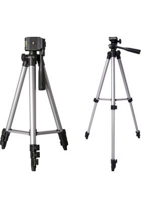 Haskan Nikon D3000 Fotoğraf Makinesi İçin 145cm Tripod 3 Kg Taşıma