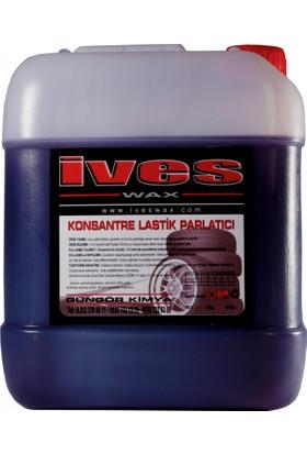 İveswax 1/3 Konsatre Lastik Parlatıcı 5 Kg