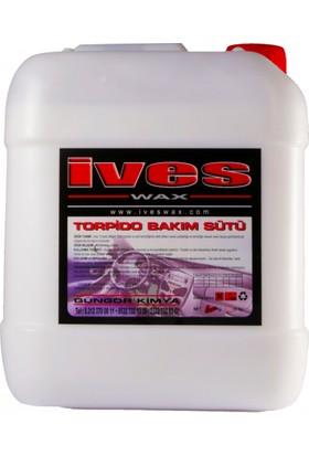 İveswax Torpido Temizleme Ve Bakım Sütü 5 Lt
