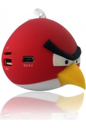 Sızmaz Ticaret Angry Bird Mp3 Çalar Ve Fm Radyo