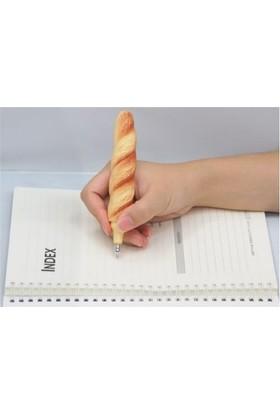 Sızmaz Ticaret Ekmek Şeklinde Tükenmez Kalem