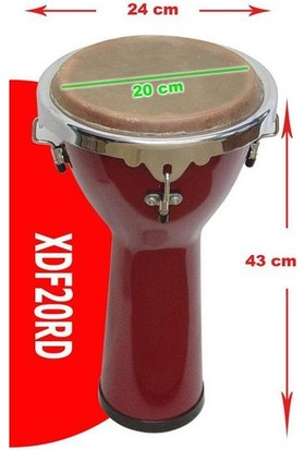 Extreme Djembe Xdf20Rd