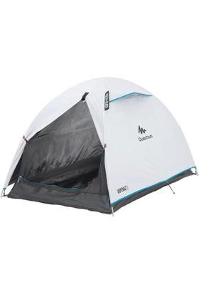Arpenaz Fresh & Black Kamp Çadırı - 2 Kişilik - Beyaz Quechua