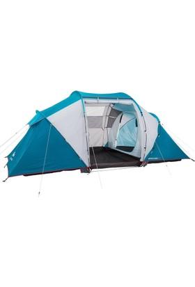 Arpenaz 4.2 Aile Kamp Çadırı - 4 Kişilik - Mavi Quechua
