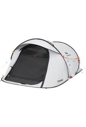 Quechua Anında Kurulan Kamp Çadırı - 2 Kişilik - Beyaz Quechua