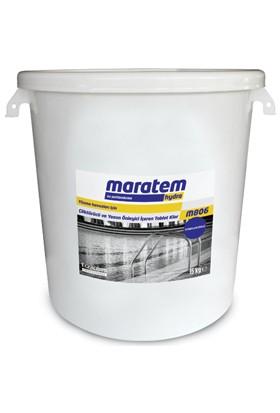 Maratem M806 (Multi - Tablet) Çöktürücü Ve Yosun Önleyici İçeren Tablet Klor 15 Kg