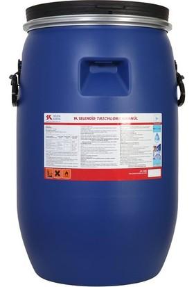Selenoid Trichlore (%90) 25 Kg Havuz Suyu Dezenfektanı