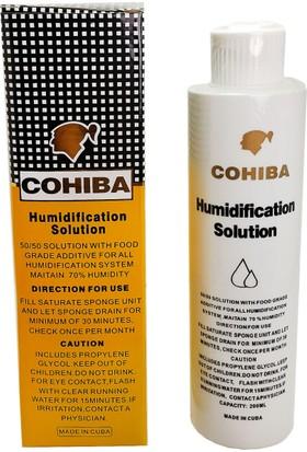 Cohiba Humidor için %70 Humidifier Nemlendirici Solüsyon hu88