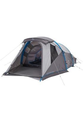 Quechua Xl Aır Kamp Çadırı - 3 Kişilik - Mavi Quechua Kolay Kurulum
