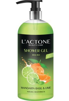 Lactone Mandarın Basıl Lıme Shower Gel 400 ML