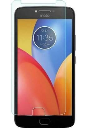 Teleplus Motorola Moto E4 Plus Plastik Ve Cam Ekran Koruyucu Karışımlı Nano Cam Ekran Koruyucu