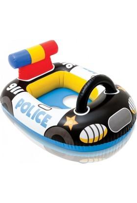 İntex Şişme Bebek Simidi Float Polis