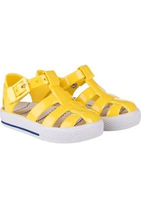 Igor Çocuk Sandalet Tenis Nautica Sarı