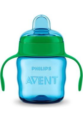 Philips Avent Avent Kolay İçilebilir Damlatmaz Bardak Mavi 6Ay+ Mavi