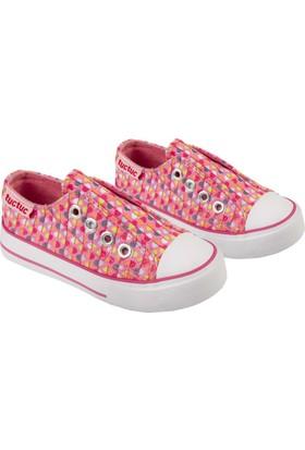 Tuc Tuc Çocuk Canvas Ayakkabı Ice Pop Pembe