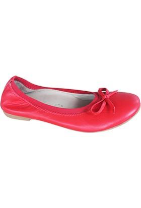 4KidSteps Kız Çocuk Ayakkabı Kırmızı