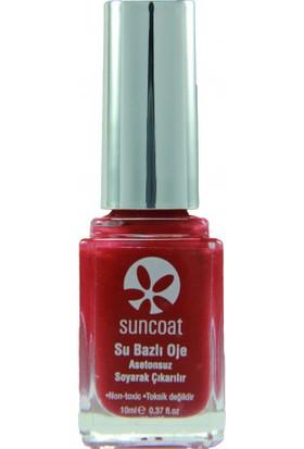 Suncoat Doğal Mineral Oje - Apple Blossom