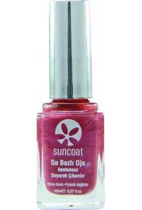 Suncoat Doğal Mineral Oje - Forever Fuchsia
