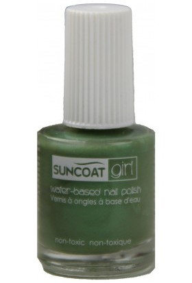 Suncoat Doğal Mineral Oje - Gorgeous Green