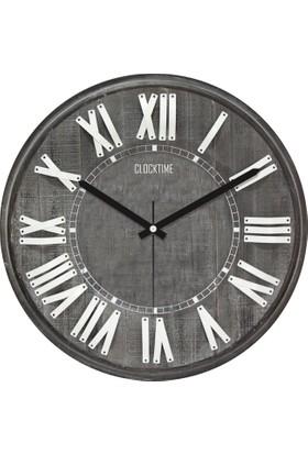 Clocktime By Cadran 30x30 Cm MDF Duvar Saati CTM11