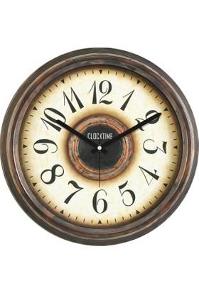 Clocktime By Cadran 30x30 Cm MDF Duvar Saati CTM114