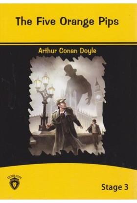 Stage 3 The Five Orange Pips - Arthur Conan Doyle