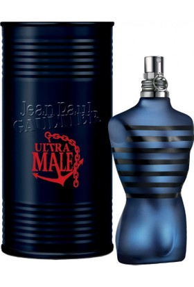 Jean Paul Gaultier Ultra Male Edt İntense 125 Ml Erkek Parfüm
