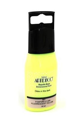 Artdeco Y-042C-661 Boyutlu Boya 60 Ml Fosfor Sarı