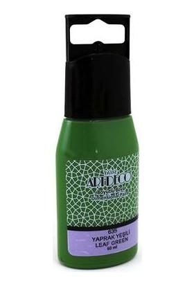 Artdeco Y-042C-635 Boyutlu Boya 60 Ml Yaprak Yeşil