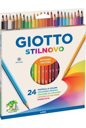 Giotto 256600Tr Stılnovo 24 Renk Kuru Boya