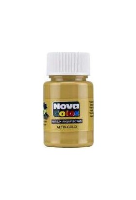 Nova Akrilik Boya Altın Nc-234