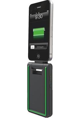 Leıtz 6275-95 Siyah Iphone 4 / 4S Şarj Cihazı