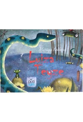 Pötikare Hikaye Kitapları Serisi - Luiza Teyze