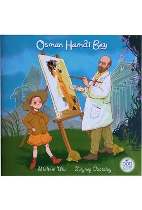 Pötikare Hikaye Kitapları Serisi - Osman Hamdi Bey