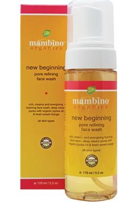 Mambino Organics Yüz Yıkama Köpüğü