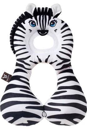Benbat Travel Friends Baş ve Boyun Yastığı - Zebra (1 - 4 Yaş)