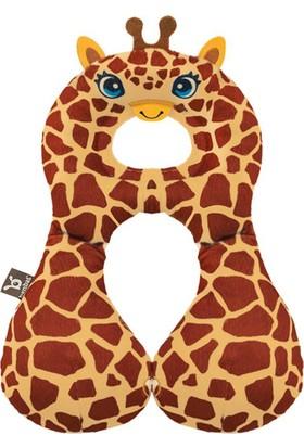 Benbat Travel Friends Baş ve Boyun Yastığı - Zürafa ( 1 - 4 Yaş )