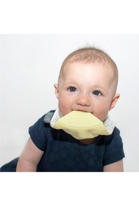 Cheeky Chompers Diş Kaşıyıcılı Fular Önlük (Barnaby Sheep)