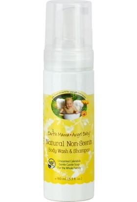 Earth Mama Bebek Saç ve Vücut Şampuanı - Kokusuz
