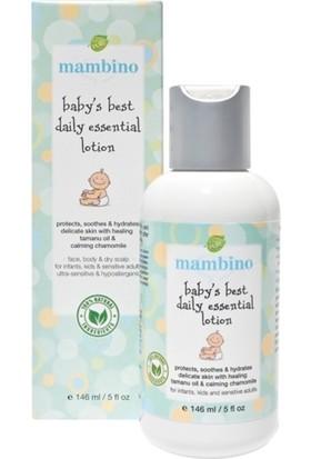 Mambino Organics Bebek Losyonu