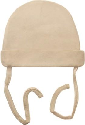 Naturaborn Organik Bebek Şapka