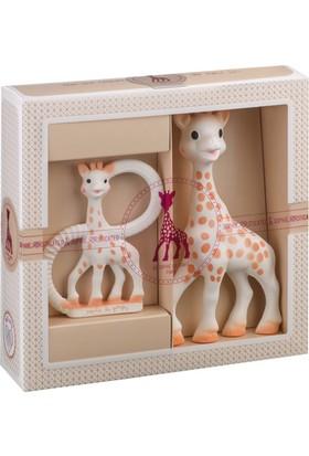 Sophie The Girafe Yeni Doğan Hediye Seti 1